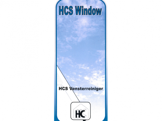 HCS - ruitenreiniger - Glassofix