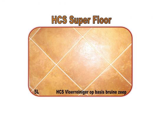 HCS - Vloerreiniger - Super Floor 5 L