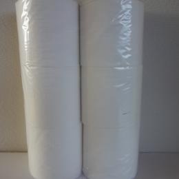 Toiletpapier 2 lagen 6 rollen/pak