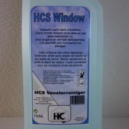 HCS Window vensterreiniger 750 ML