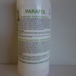 Masta - Parafol Roestvrij Staal 1 L