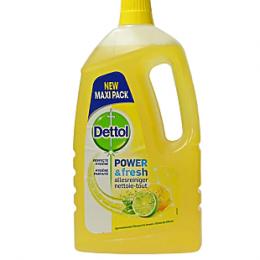 Dettol - Allesreiniger  Citroen & Limoen 1.5 L